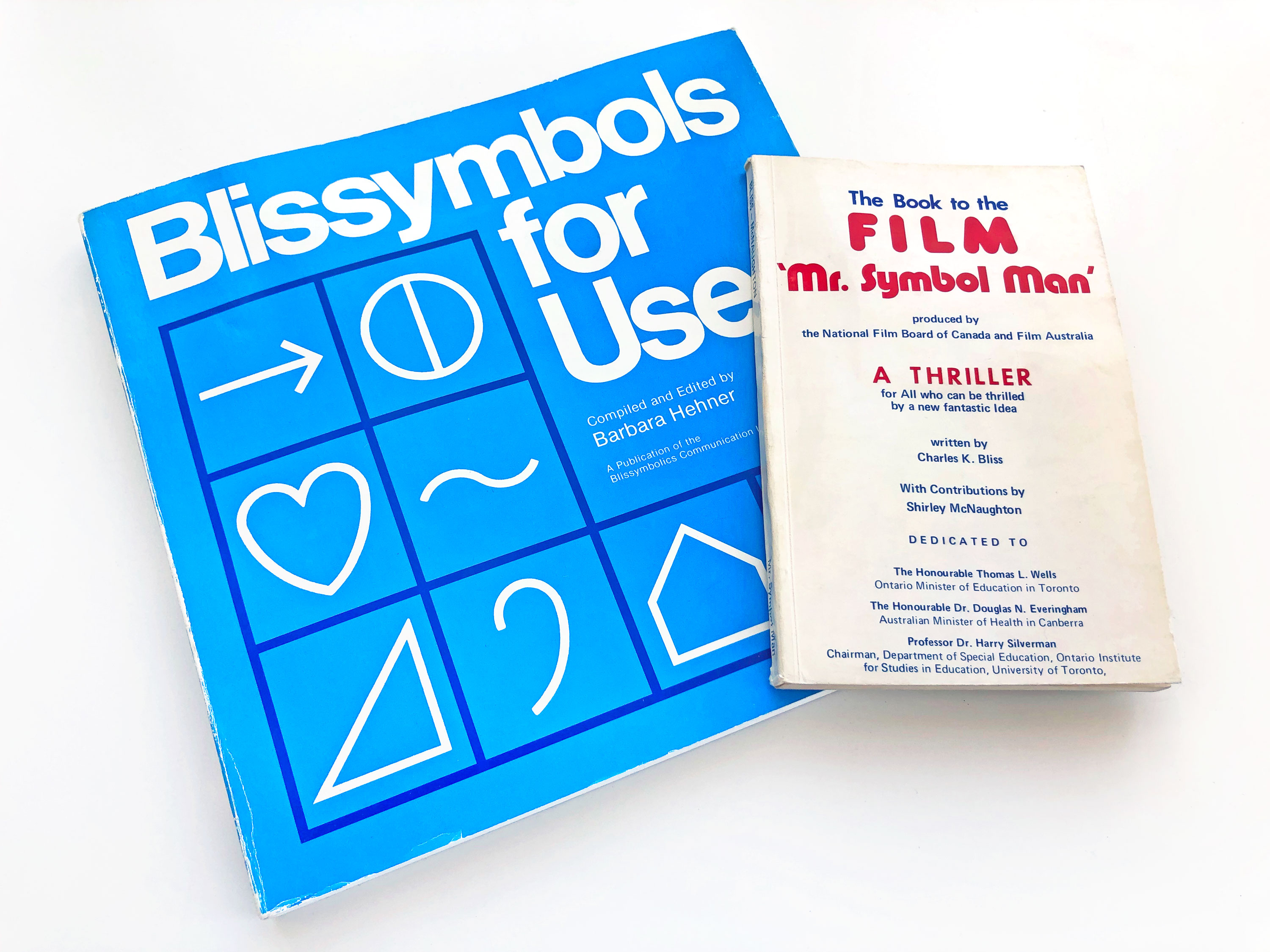 Letterform Archive – From the Collection: Blissymbolics