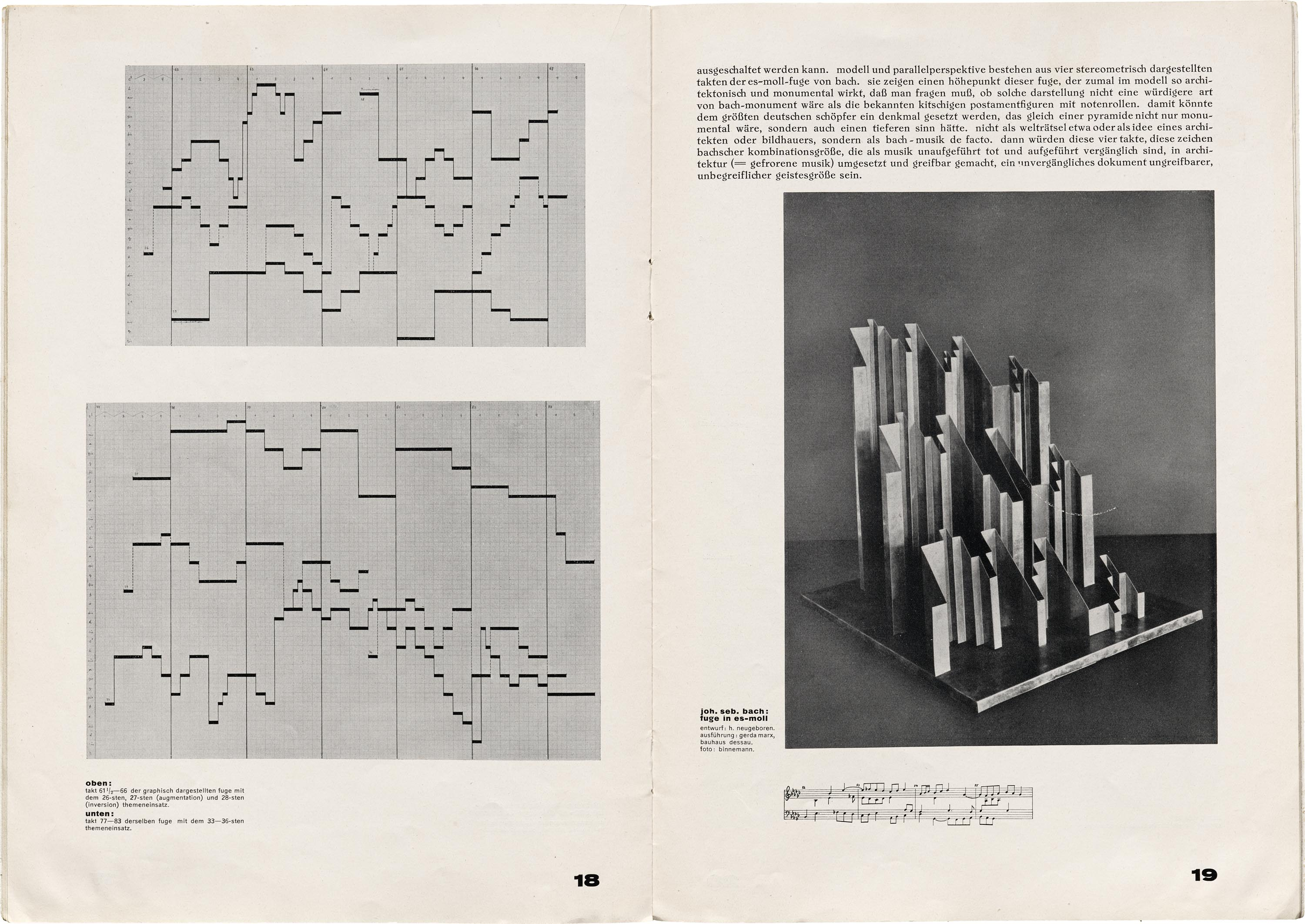 Periodicals as Collections, No  2: bauhaus – Letterform Archive