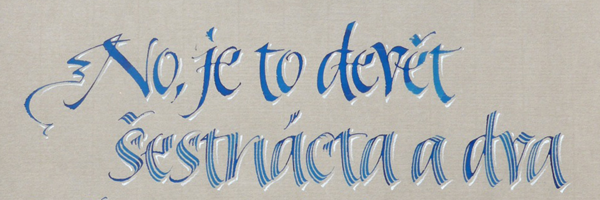 Typefaces You Can Write With A Pen & Brush