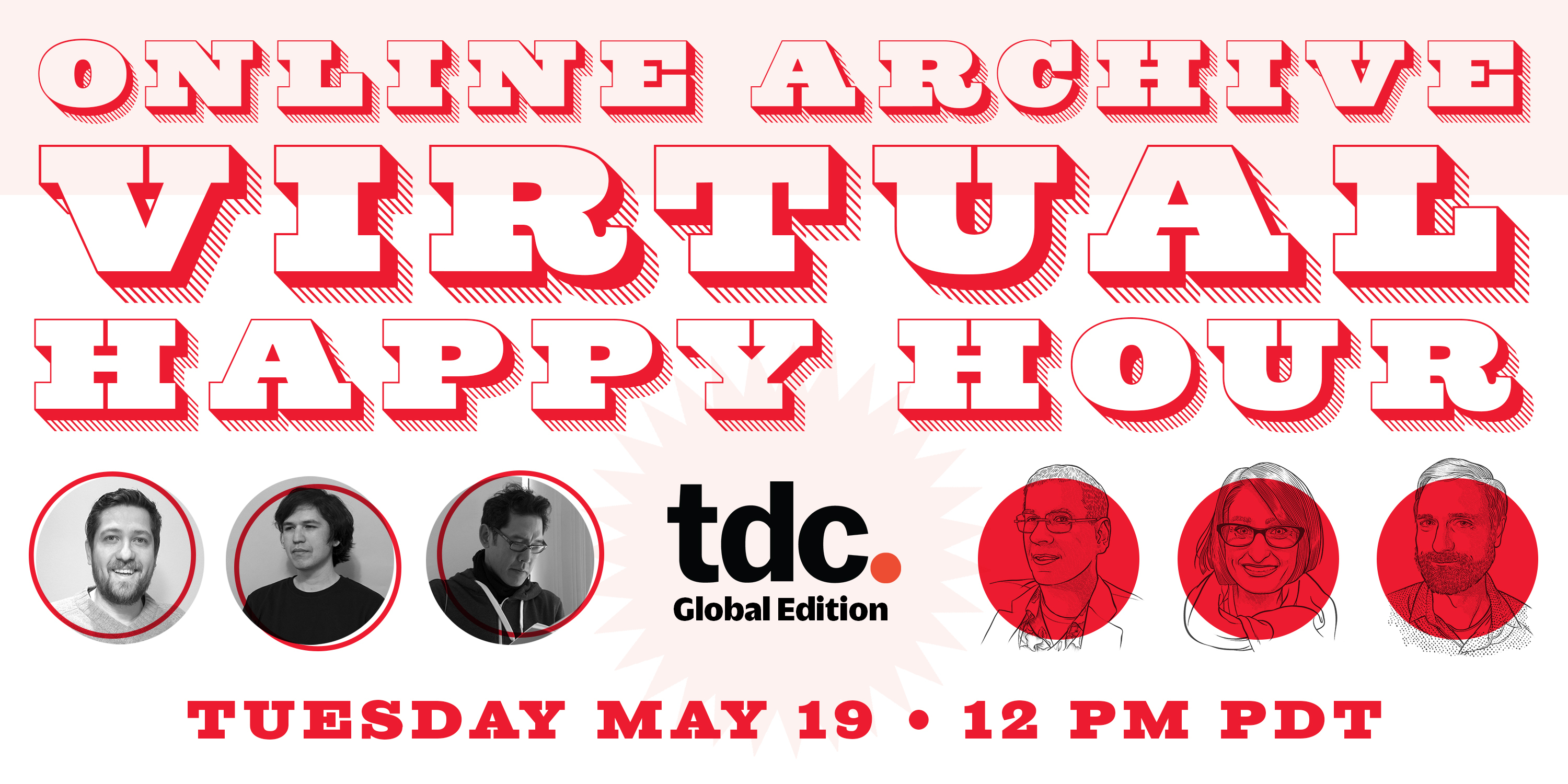Online Archive Virtual Happy Hour (TDC Global Edition)