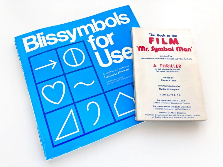 From the Collection: Blissymbolics