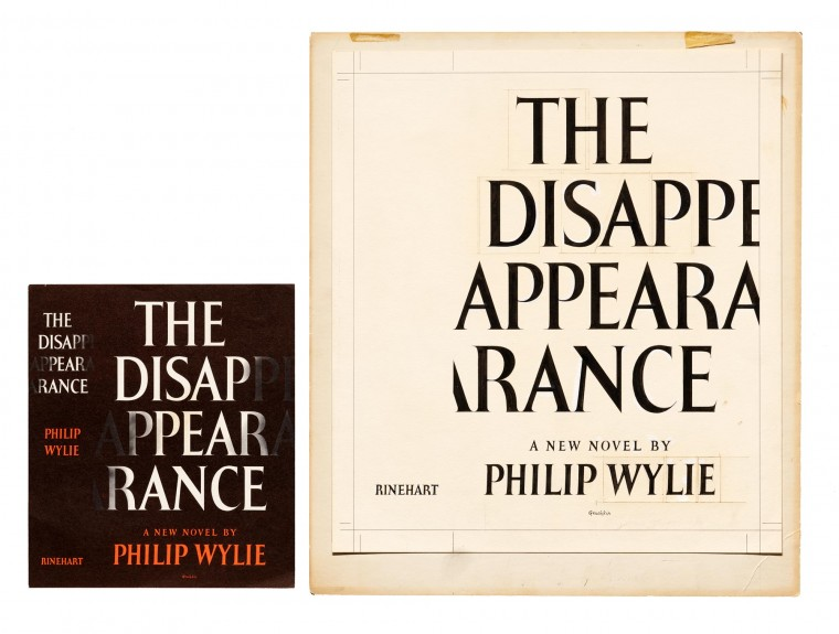 This Just In: Book Jackets by Philip Grushkin