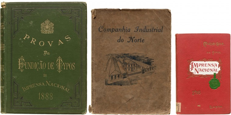 From the Collection: Portuguese Type Specimens