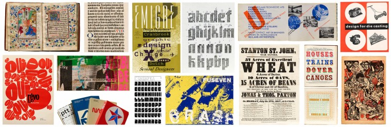 Salon Series 15: CCA Students Present Type History