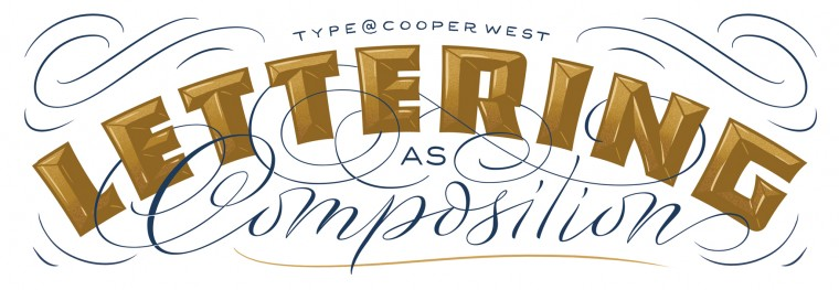 Lettering as Composition
