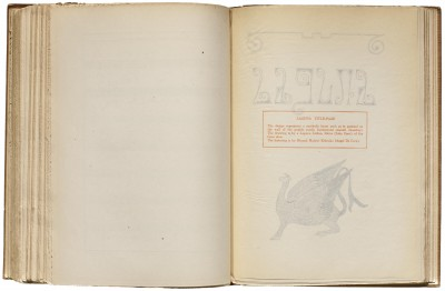 The Indians' Book, 1907. Collection of LfA.