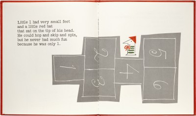Design and illustrations for Little 1 by Ann Rand, 1962.