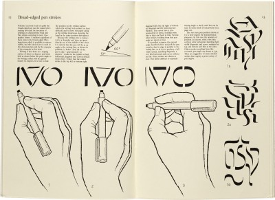 Michael Harvey, Calligraphy in the Graphic Arts, London, 1988