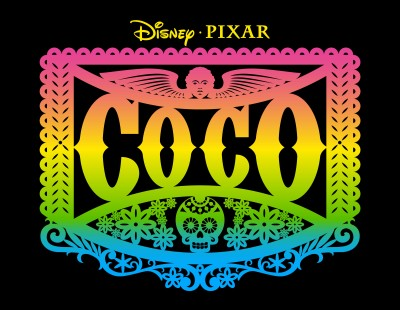 Title treatment for Coco.