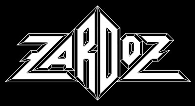Title treatment for Zardoz.