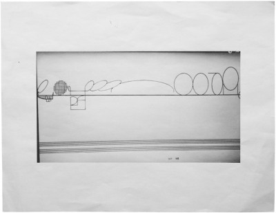 Cornelius Cardew, visual score sheet music.