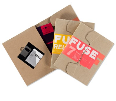 FUSE 1–18 (lacking issue 15), FontShop, Berlin and London, 1991–2000.