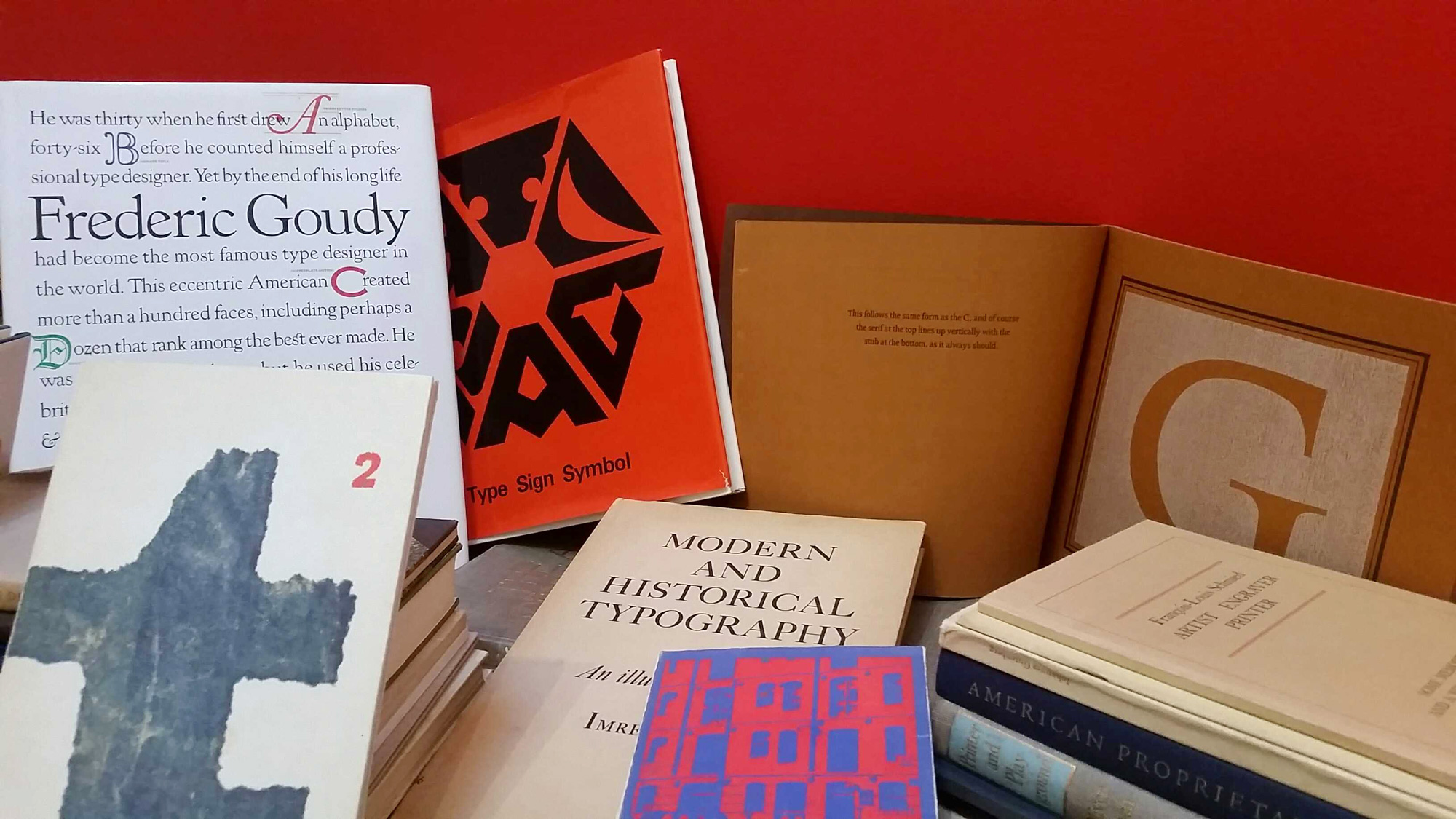 Letterform Archive Book Sale