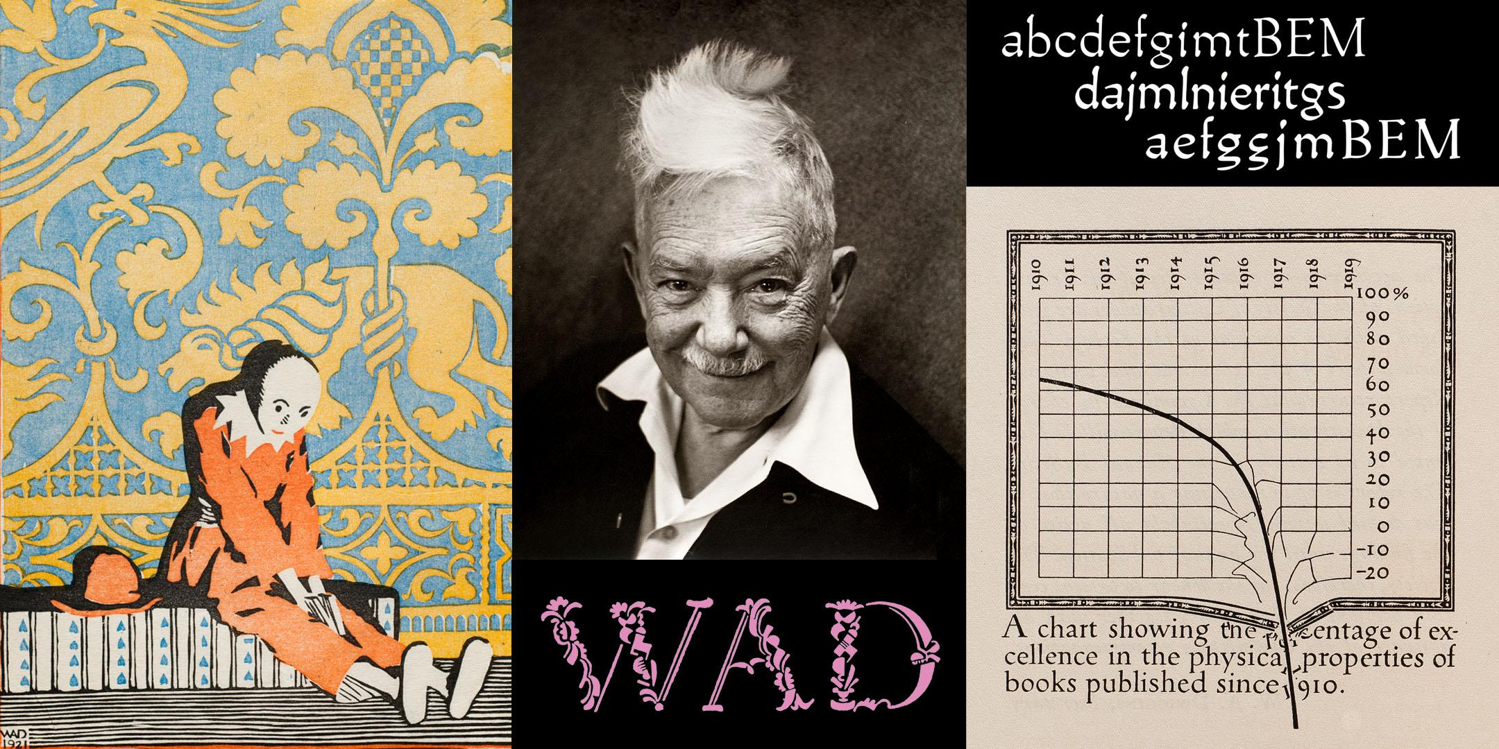 DWIGFEST! A Celebration of <cite>W. A. Dwiggins: A Life in Design</cite>