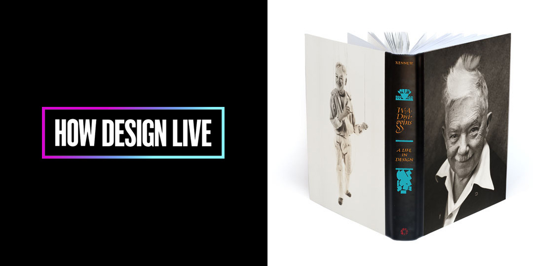 Dwiggins at HOW Design Live