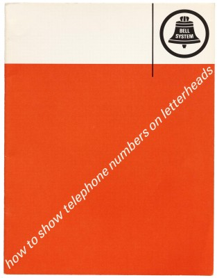 Telephone Numbers Letterheads