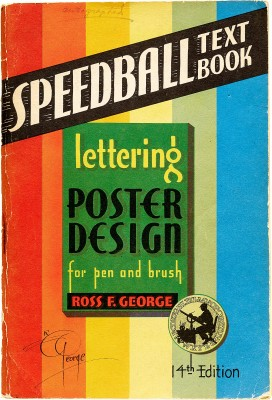 Ross George, Speedball Text Book