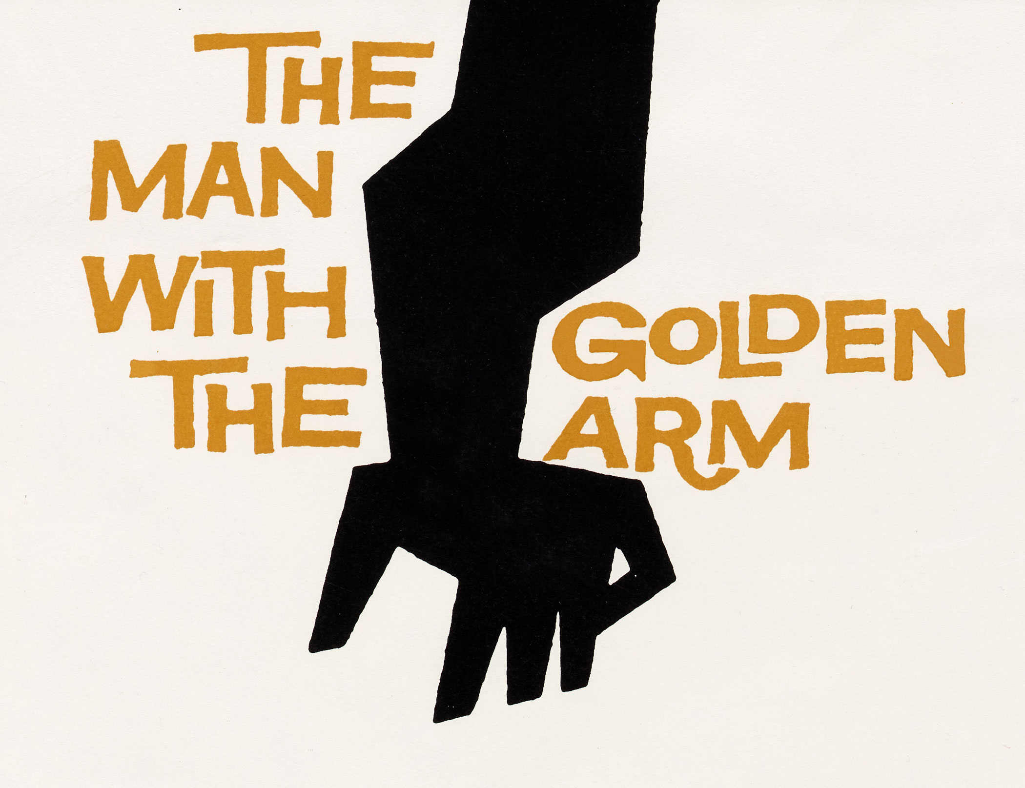 Letterform Archive This Just In Saul Bass
