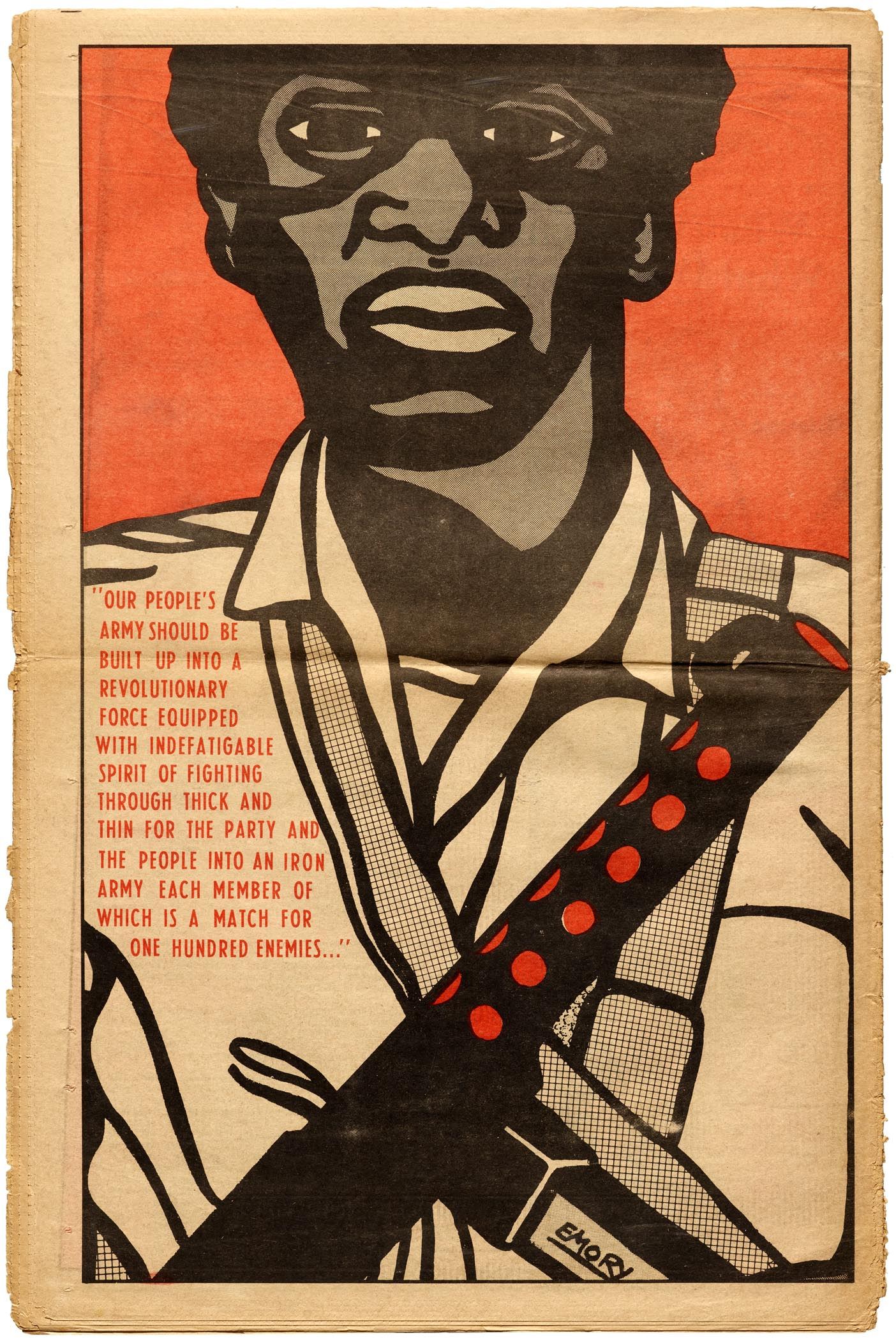 black panther party research paper outline