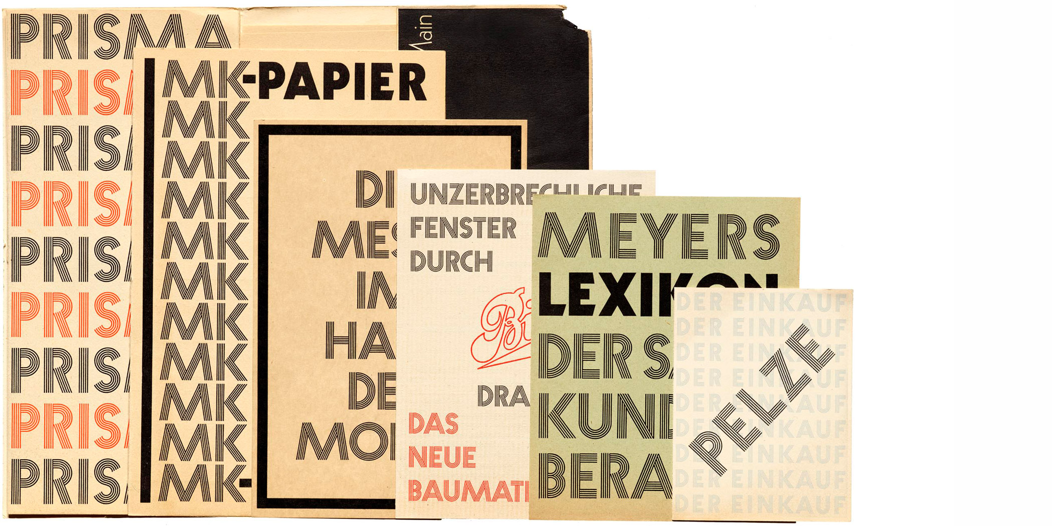 Salon Series 11: Type Specimen Ephemera