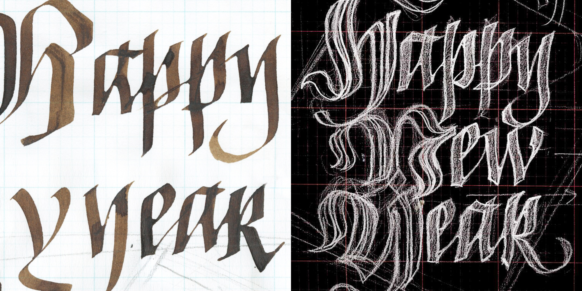 Certificate Core: Calligraphy as a Tool for Prototyping Letterforms
